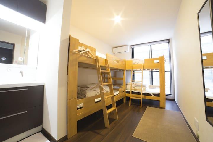 4Beds Female Dorm - Kyōto-shi - Gästhus