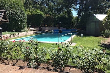 Country Ranch with Pool and Near Wine Country - Middletown - Casa