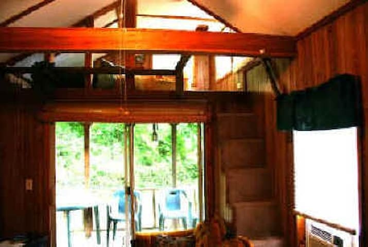 You've seen these on TV:  tiny house at its best!