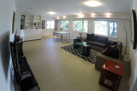 Lovely, Spacious, Contemporary Sausalito Apartment - Sausalito - Apartment
