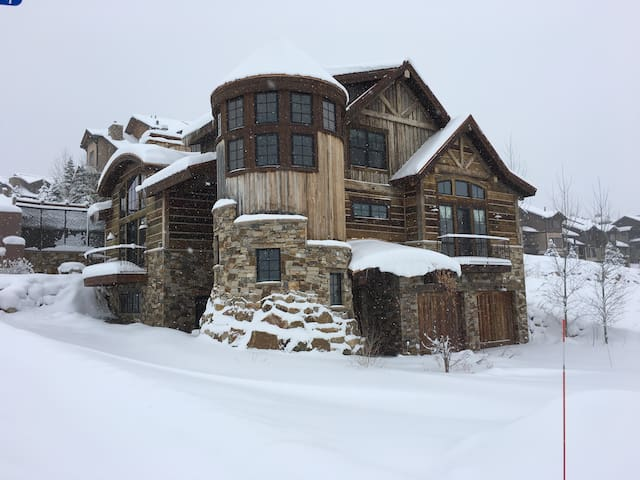 Luxurious Home, Private Gondola - Steamboat Springs