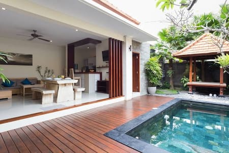 Villa Ananda,2BR in Berawa,Canggu1 - North Kuta - Casa de camp