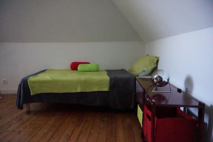 chambre 15m2 - Trélazé