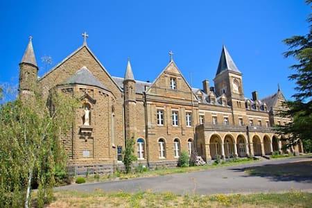 Spacious monastery apartment - Ballarat