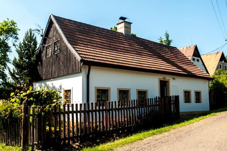 Chalupa Barborka na Broumovsku - Meziměstí - Alpstuga