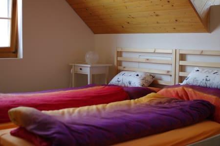 Zimmer in renoviertem Bauernhaus - Unterstammheim