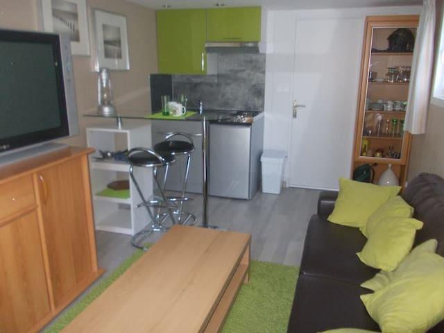 Appartement en duplex, indépendant - Guérande - Apartamento