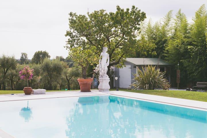 Camera doppia con bagno privato - Marostica