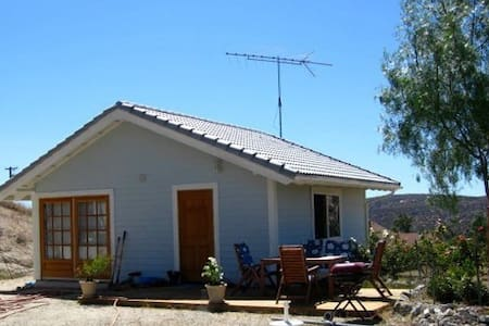 Scandinavian guest house for rent - Aguanga - Casa