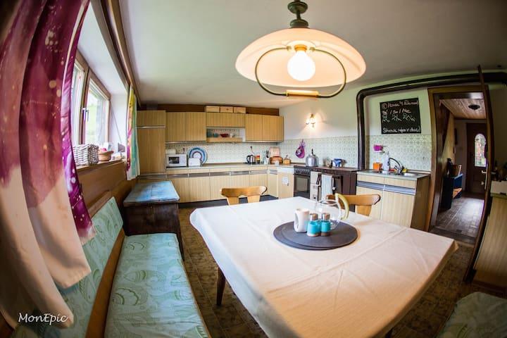 Accomodation in Zillertal Room Fall - Stummerberg - Bed & Breakfast