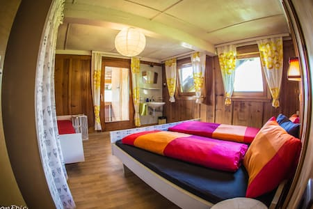Accomodation in Zillertal Room Sun - Stummerberg