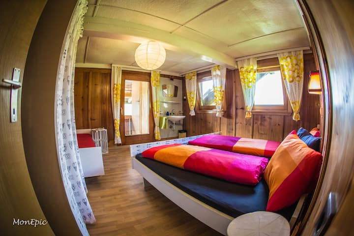 Accomodation in Zillertal Room Sun