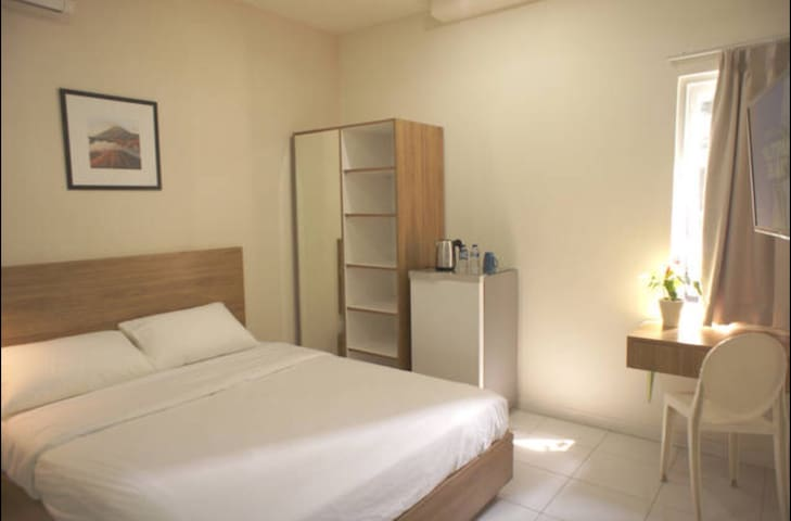 MENTENG HOUSE PROMOTION DELUXE ROOM