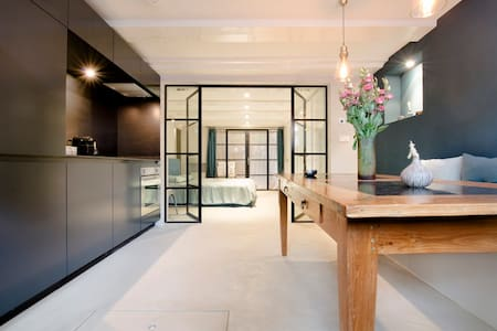 Stunning Apartment in Canal House - Amsterdam