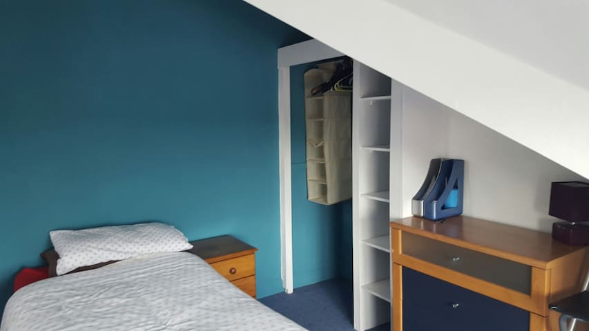A clean room in family home in B31 - Birmingham