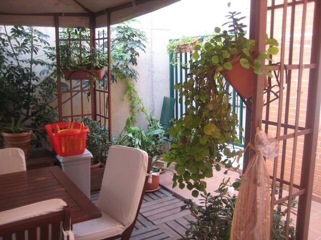 Double Room with Shared Bathroom in Sant Andreu