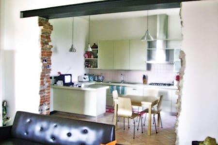 La casa sul fiume - Reggiolo - Leilighet
