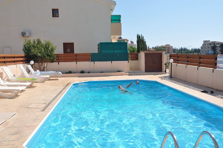 Paphos Apartment with Swimming Pool - Paphos