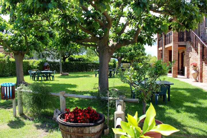 "Apartment ""The Hayloft"" - Podere Scopaione - Sticciano Scalo - Appartement"