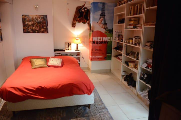 La chambre de 13 m2