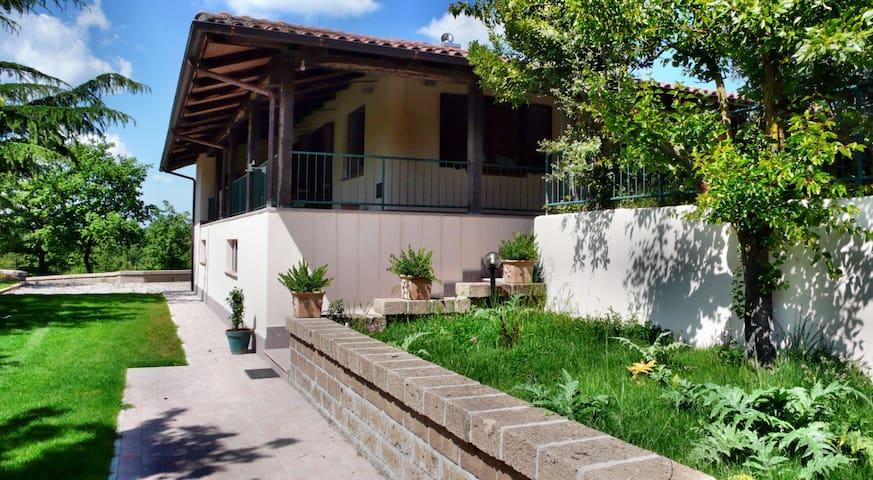 Villa nell'Alta Tuscia - Maremma Toscana ed Umbria - Acquapendente - 別荘