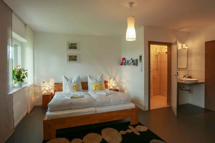 Studio 14/2 - double/single room - Göppingen - Bed & Breakfast