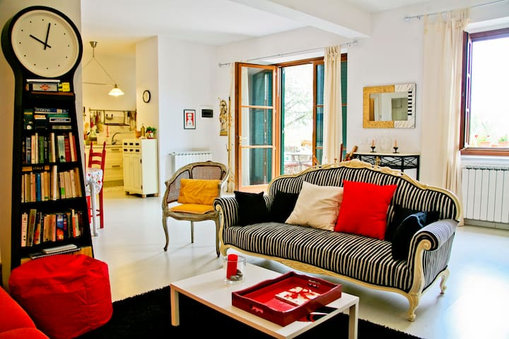 A true taste of La Dolce Vita! - Pelago - Appartement