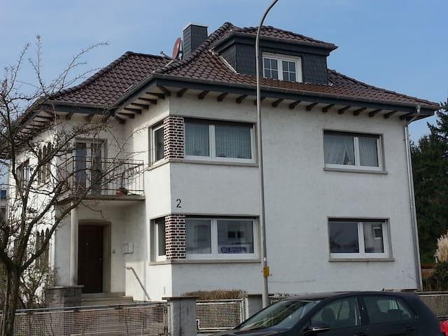 Ferienhaus Nibelungen 2 bis 6 Personen