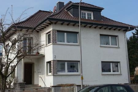 Ferienhaus Nibelungen 2 bis 6 Personen - Lorsch - Leilighet