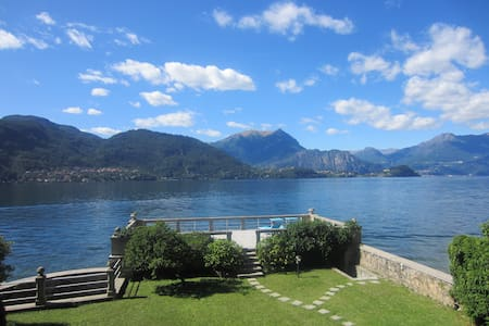 Villa Eli, a breathtaking lake view - Lierna