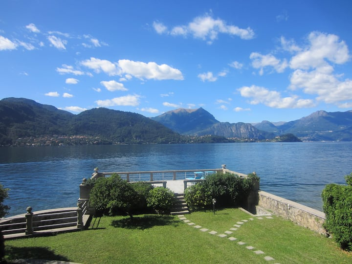 Villa Eli, a breathtaking lake view