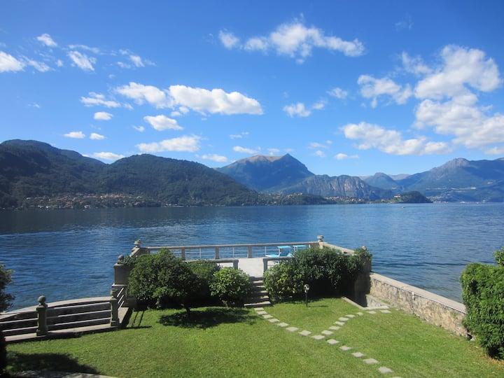 Villa Eli, a breathtaking lake view