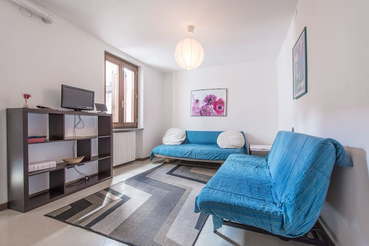 grazioso e accogliente appartamento - Introbio - Daire