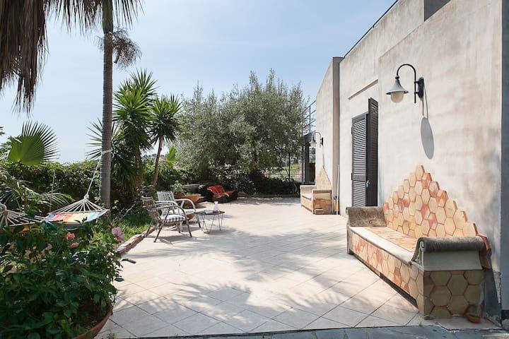 Spacious Villa in the Vineyards