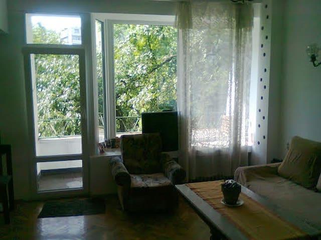 geräumige Wohnung in grüner Lage