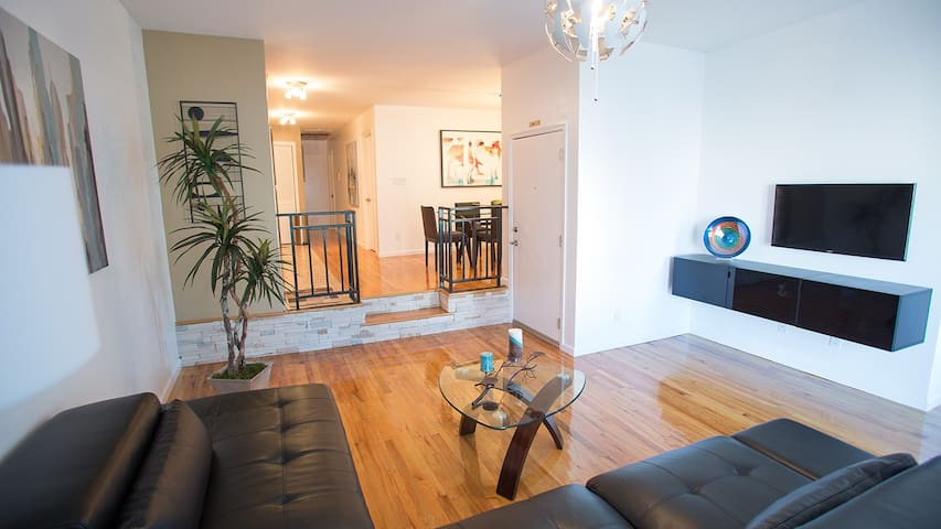Gorgeous Apartment Minutes from NYC - Union City - Wohnung