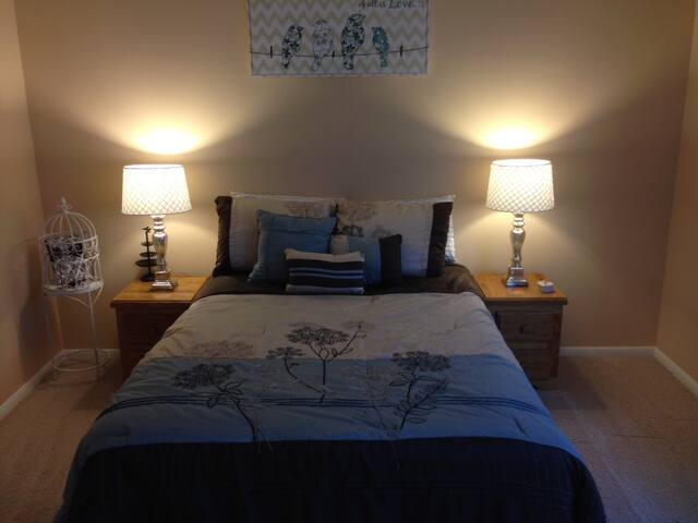 Cozy Room in Beautiful Seabrook - Seabrook