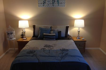 Cozy Room in Beautiful Seabrook - Seabrook - Дом