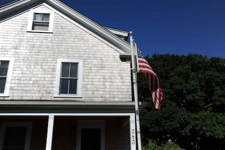 Country & Minutes to Newport and Walk to 2nd Beach - Middletown - House