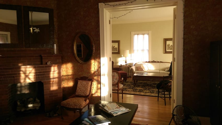 Historic Charles Town- Green room - Charles Town - House