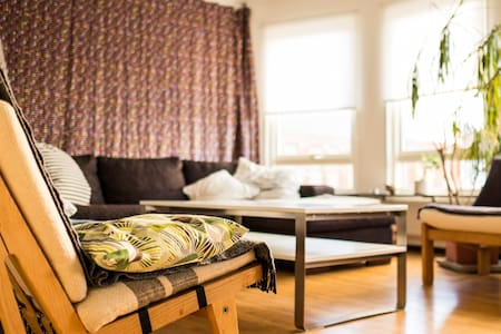 Cozy place with your own bathroom - Malmö - Wohnung