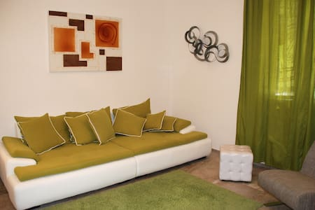 Apartment in center with jacuzzi - Bologna - Wohnung