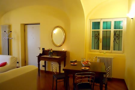 Apartment in the historical city - Tortona