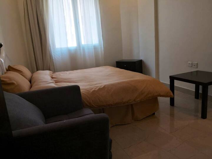 Expat Studio Apartment in Hawalli Salmiya