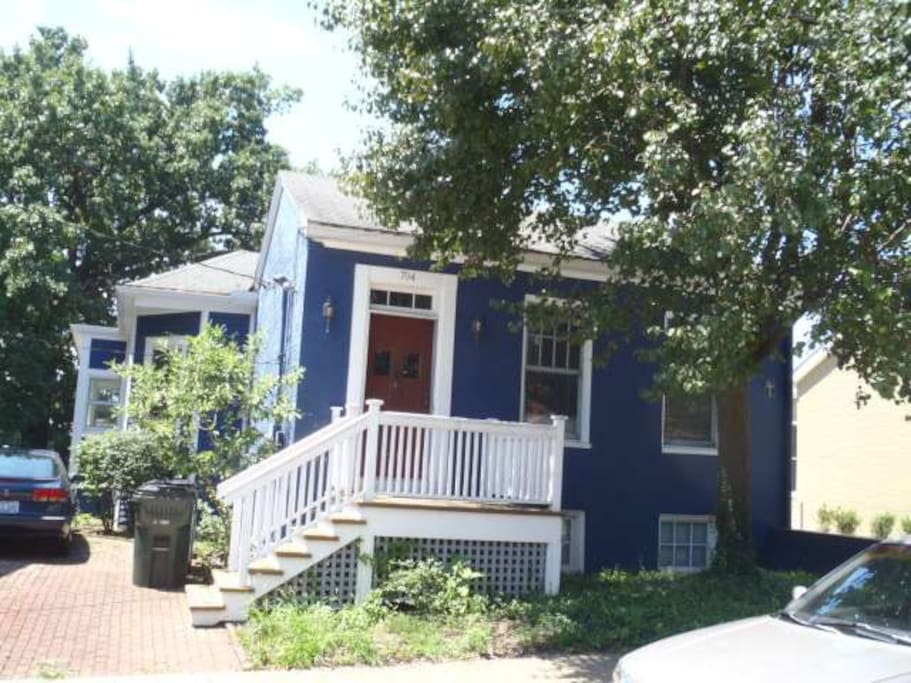 1843 Renovated Downtown Gem Houses For Rent In Lexington Kentucky United States