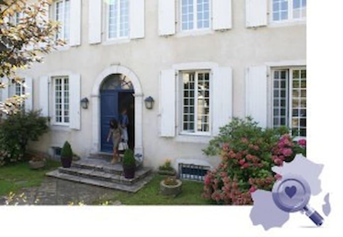 l'appartement de la presqu'île - Salies-de-Béarn - Huoneisto