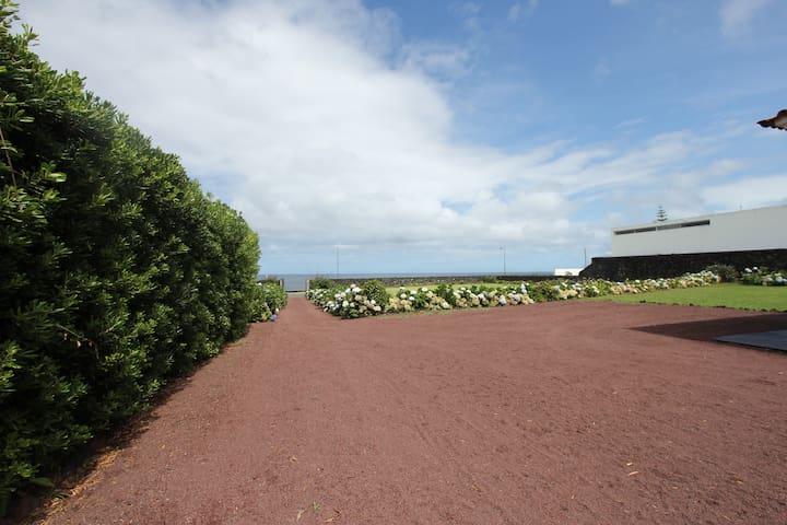 Casa à beira-mar