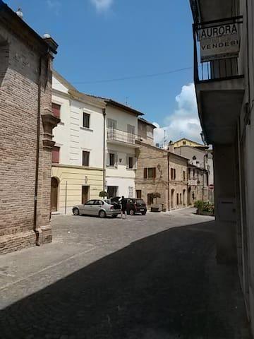 50's Room - Ortezzano - 단독주택