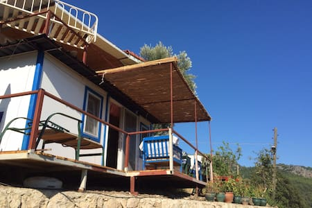 Olympos, montain hut, forrest view - Apartment