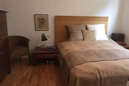 Charming room with double bed - Hveragerði